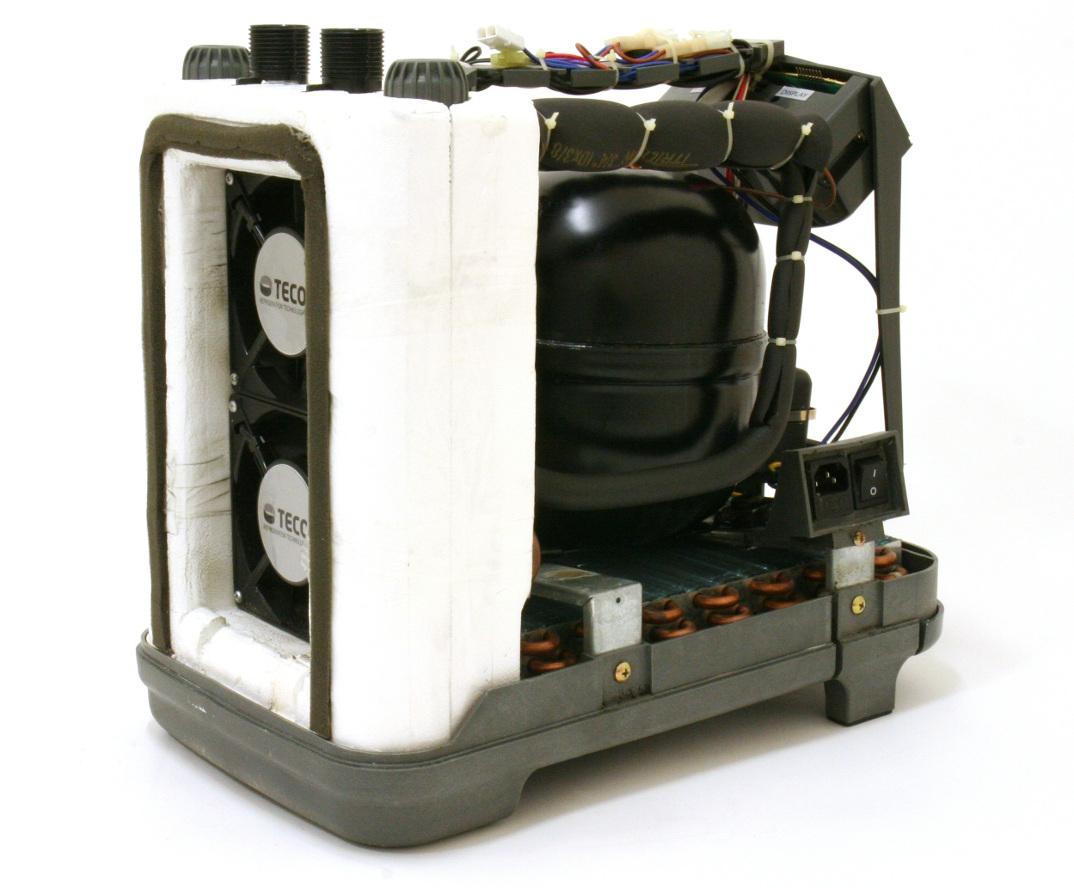 Diy Aquarium Chiller From Modified Dehumidifier Or Air