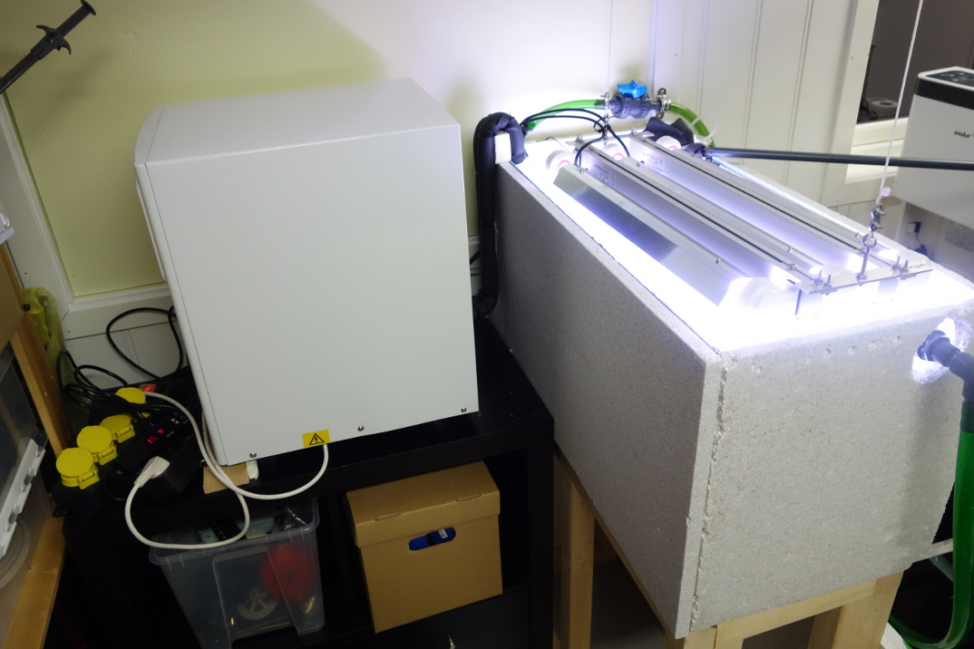 Diy Aquarium Chiller Water Cooler - Do It Your Self